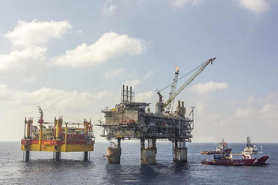 The new offshore platform – a Depletion Compression Platform (DCP)