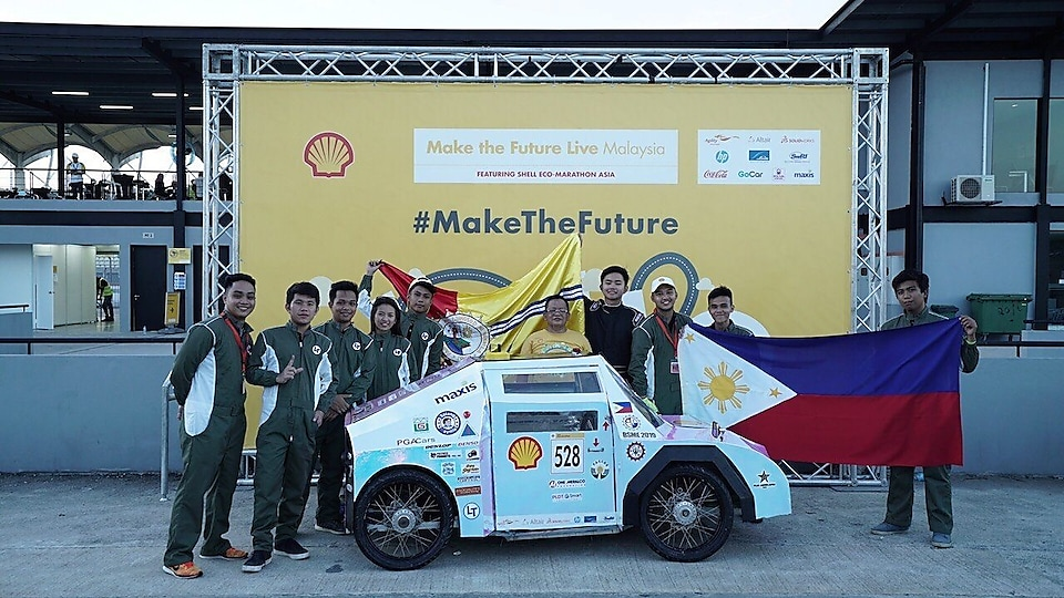 Pamantasan ng Lungsod ng Maynila's PLM Agsikapan does not only want to win the competition but believes in a bigger advocacy of greener mobility with their vehicle Tala
