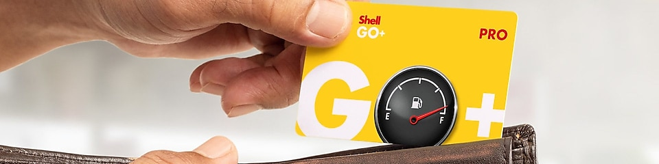 Shell Go Plys card