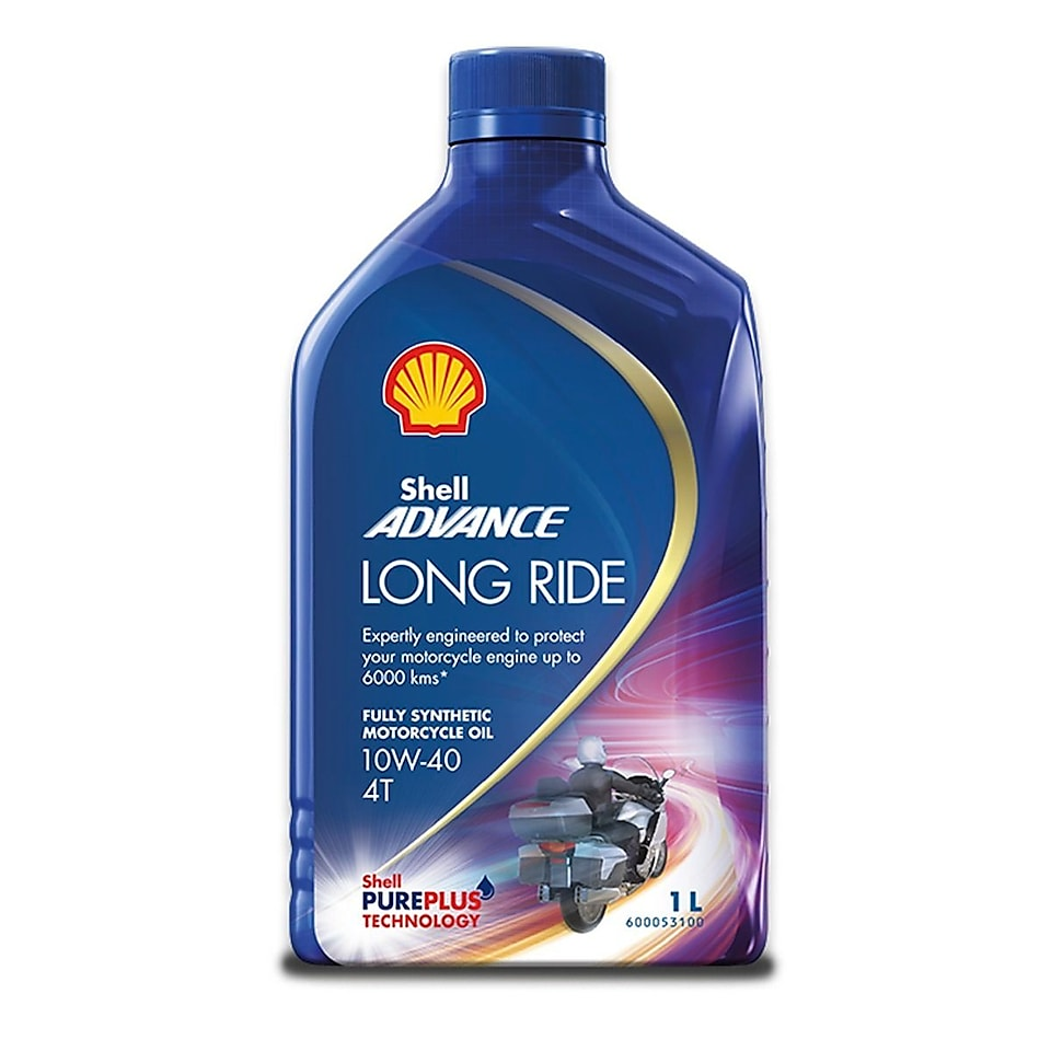 shell advance long ride