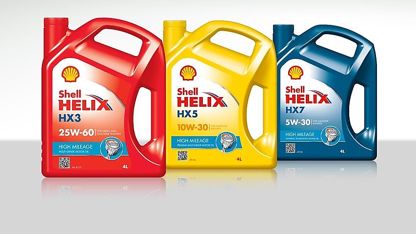 Shell Helix High Mileage Oils | Shell Philippines