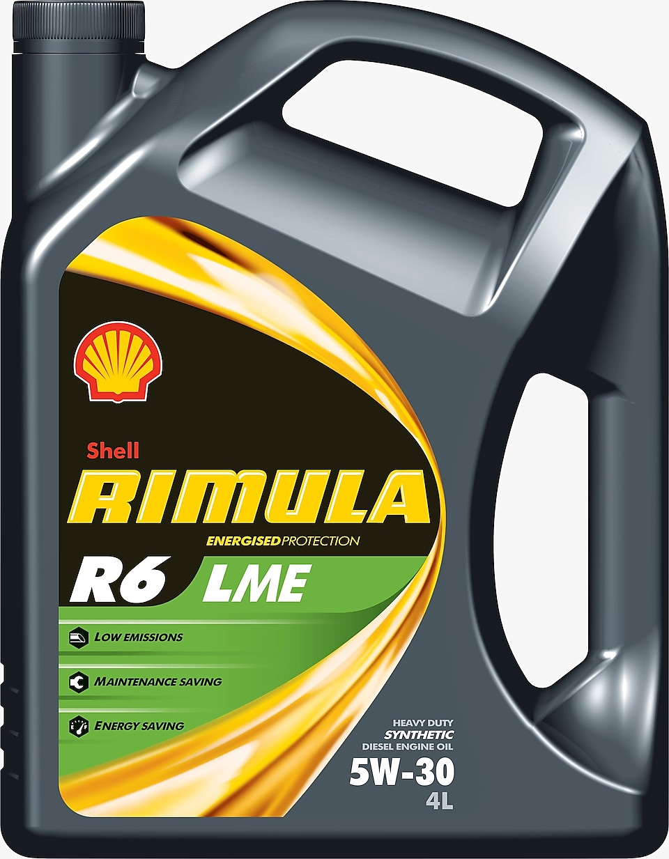 Packshot of Shell Rimula R6 LME