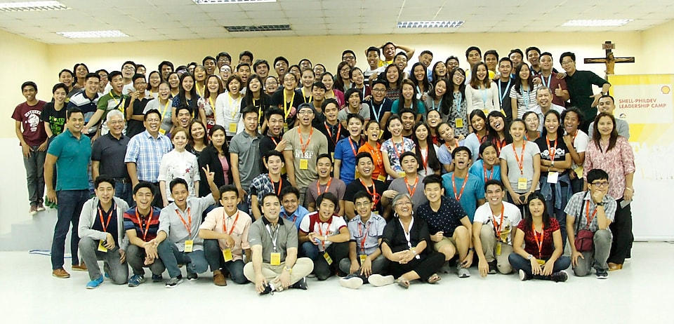 Camp 2016 batch photo