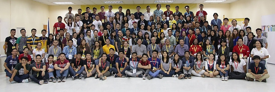 All Shell-PhilDev Leadership Camp 2017 batch
